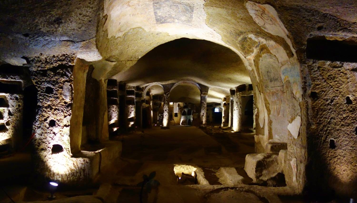 The Catacombs of San Gennaro - Things To Do In Naples