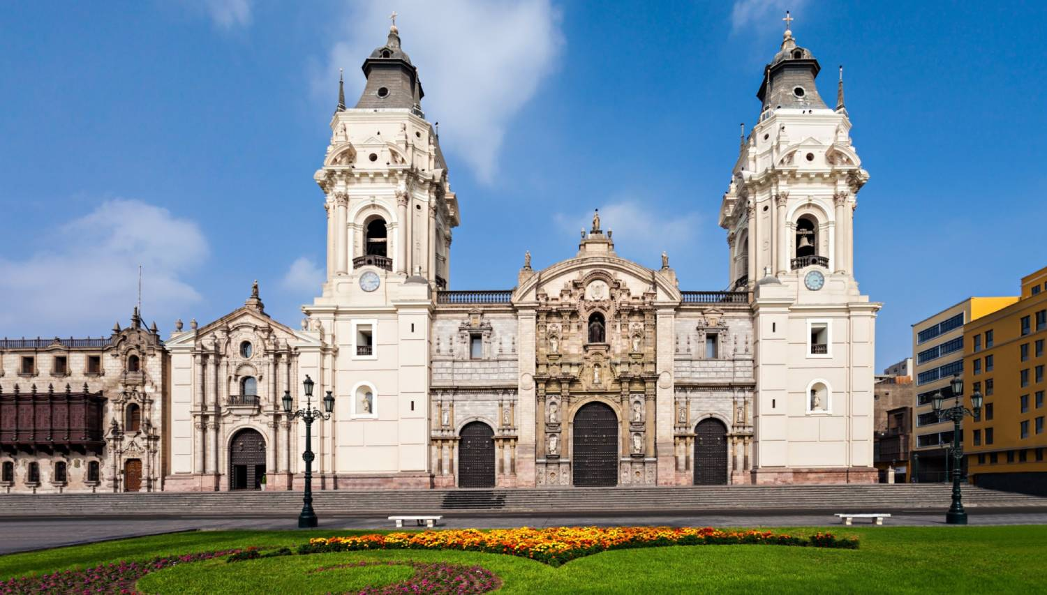 Catedral de Lima - Things To Do In Lima