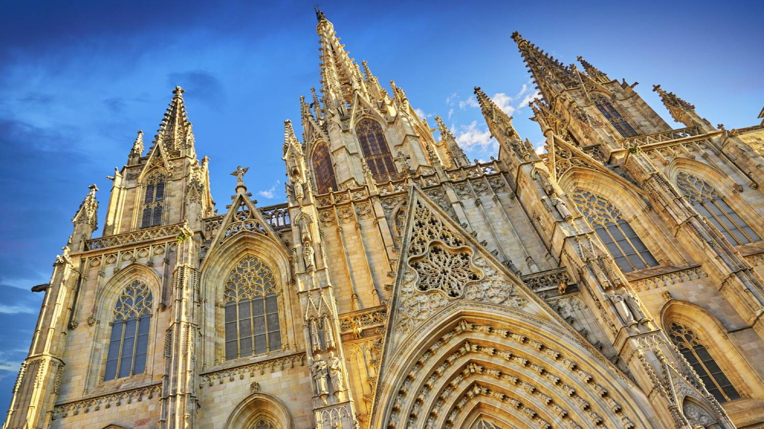 Cathedral of Barcelona - Things To Do In Barcelona