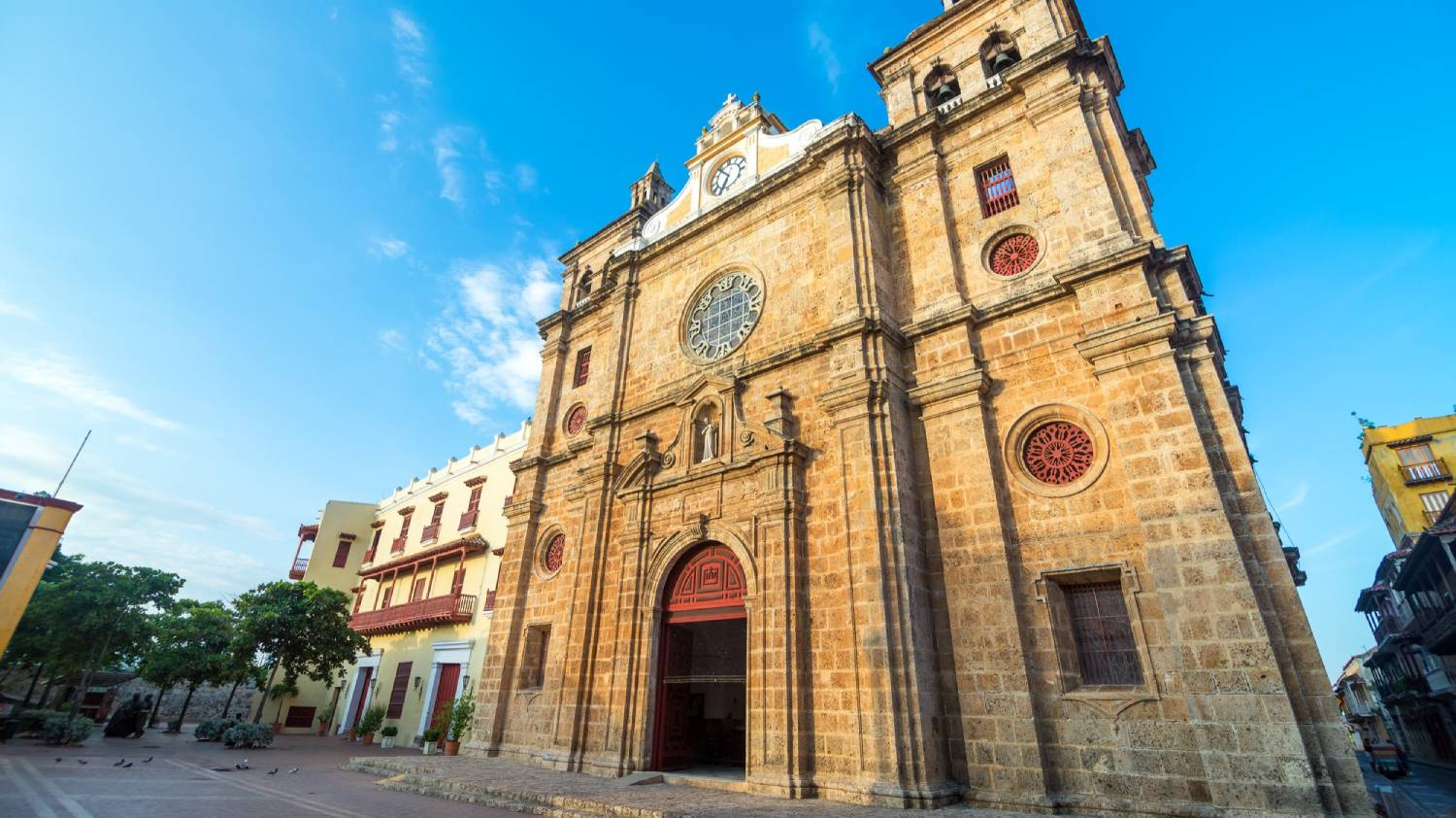 Cathedral of San Pedro Claver - Things To Do In Cartagena