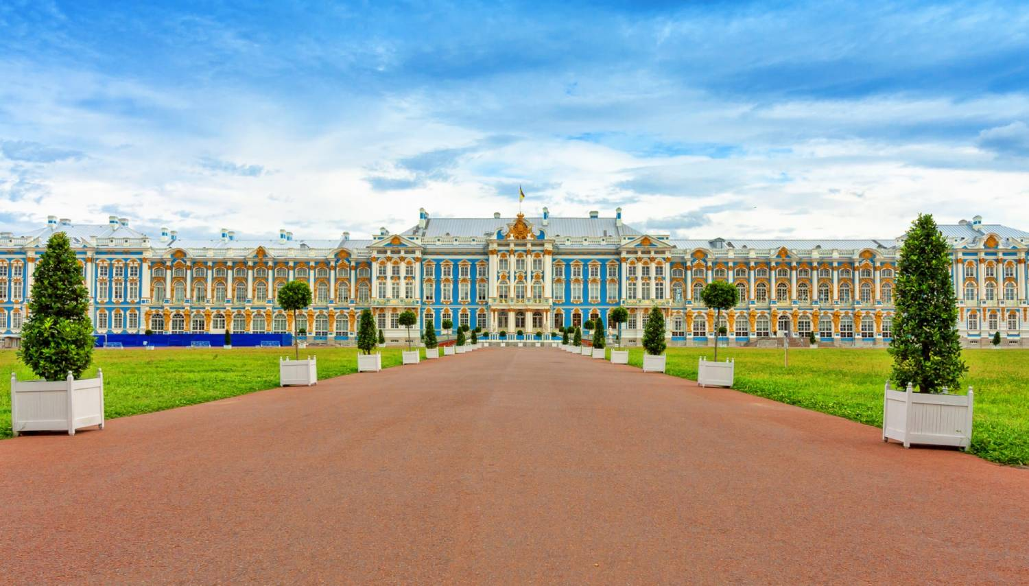 Catherine Palace & Park - Things To Do In Saint Petersburg