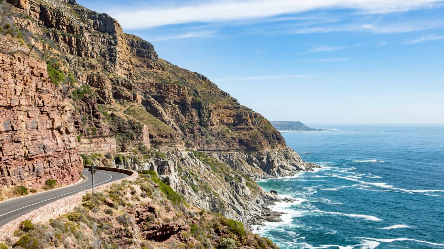 Chapman's Peak Drive - Things To Do In Cape Town