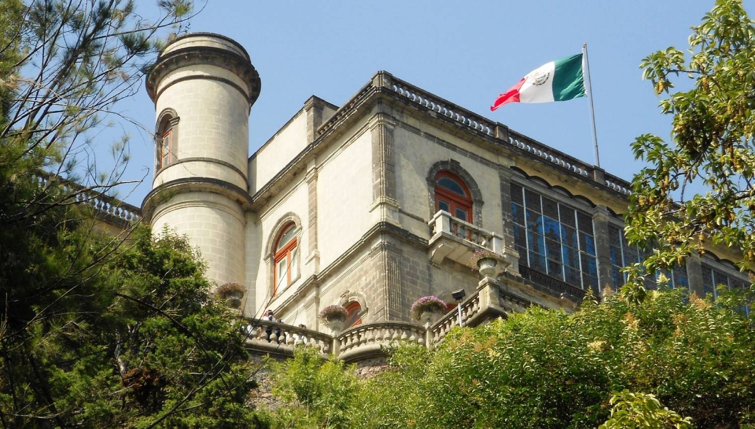Chapultepec Castle - Things To Do In Mexico City