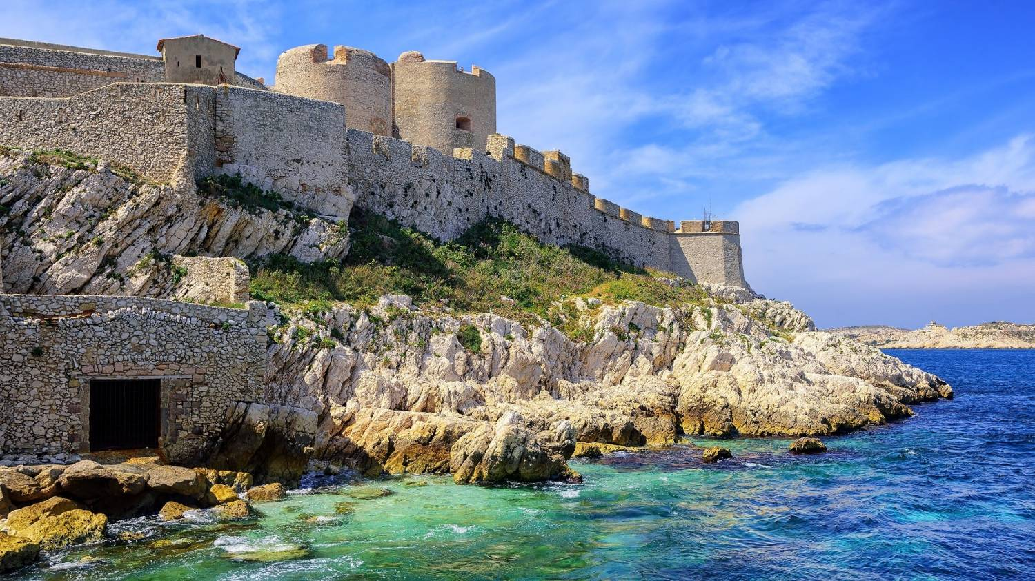 Chateau d'If - Things To Do In Marseille