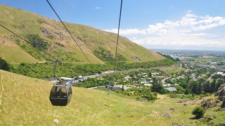 Christchurch Gondola - Things To Do In Christchurch