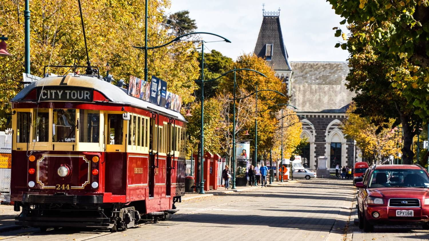Christchurch Tramway - Things To Do In Christchurch
