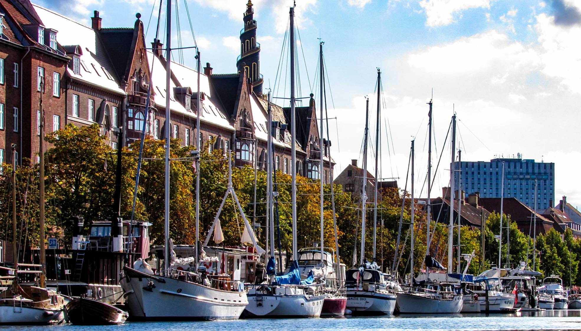 Christian's Harbor (Christianshavn) - Things To Do In Copenhagen