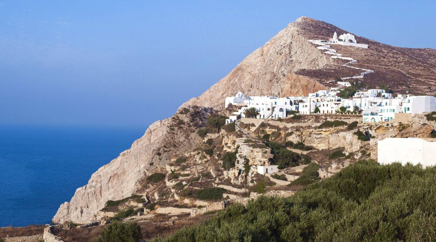 Church of Panagia (Virgin Mary) - Things To Do In Folegandros
