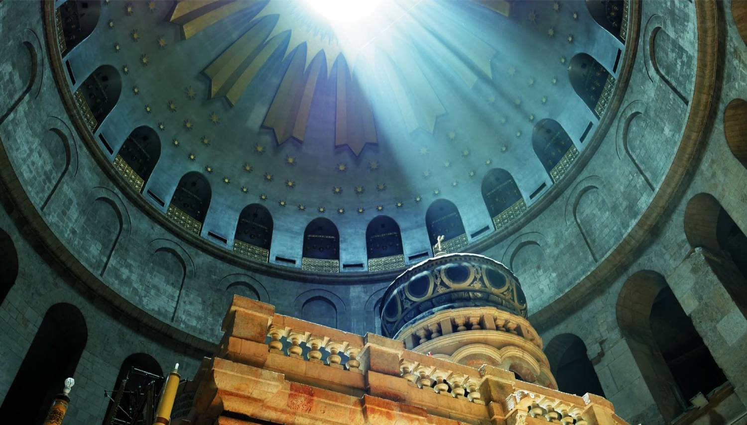 Church of the Holy Sepulchre - Things To Do In Jerusalem