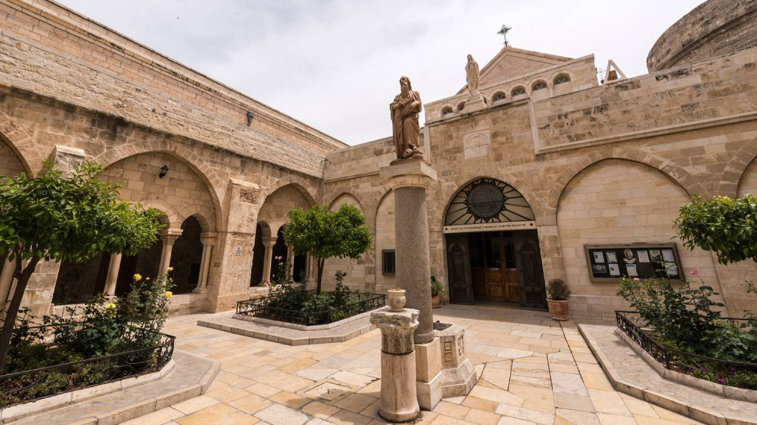 Church of the Nativity - Things To Do In Jerusalem