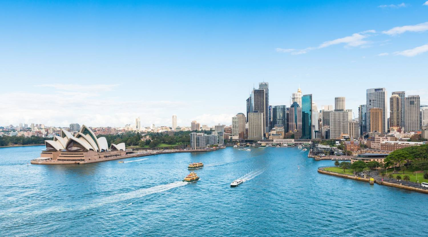 Circular Quay - Things To Do In Sydney