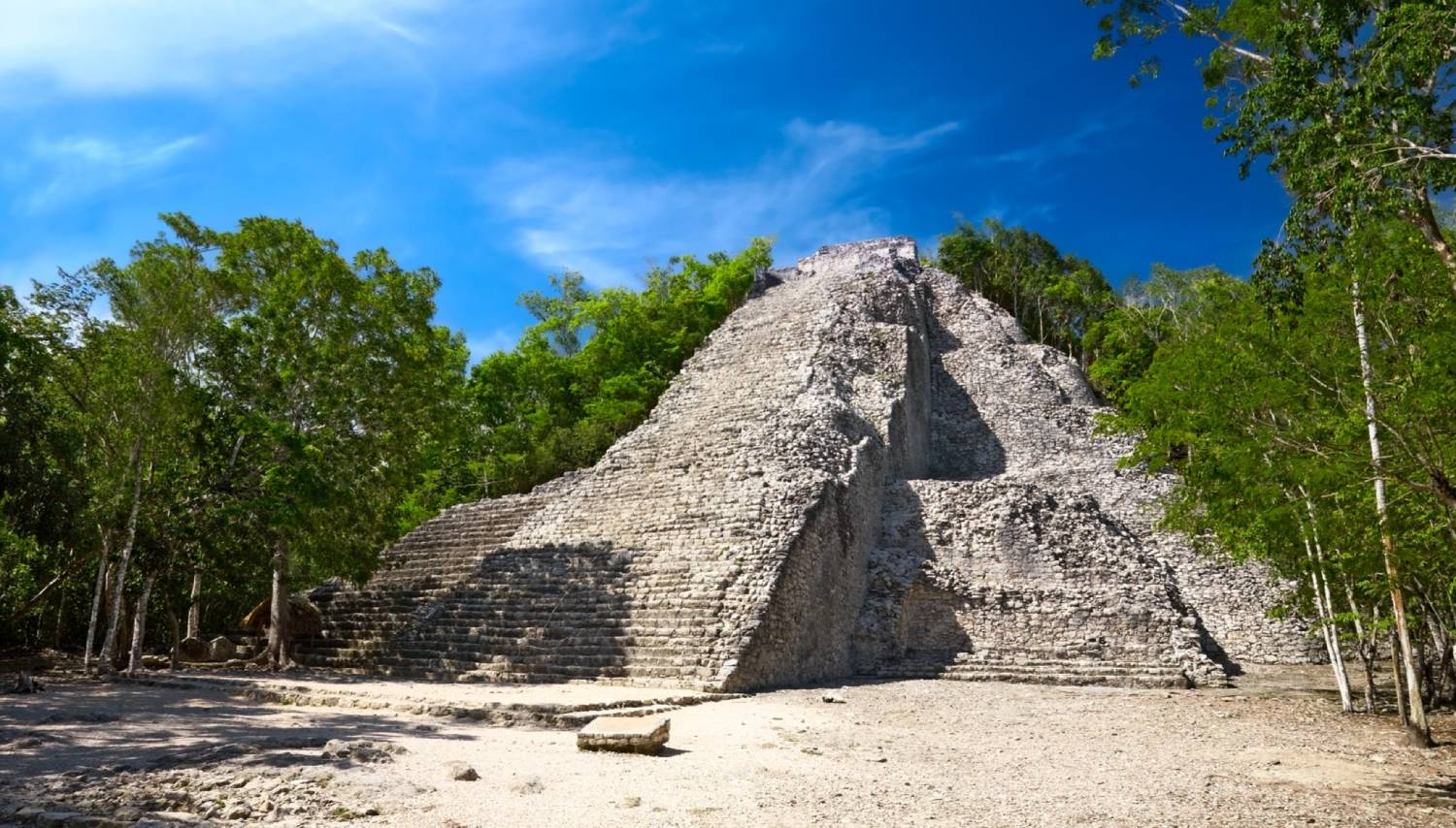 Coba Ruins - Things To Do In Cancun