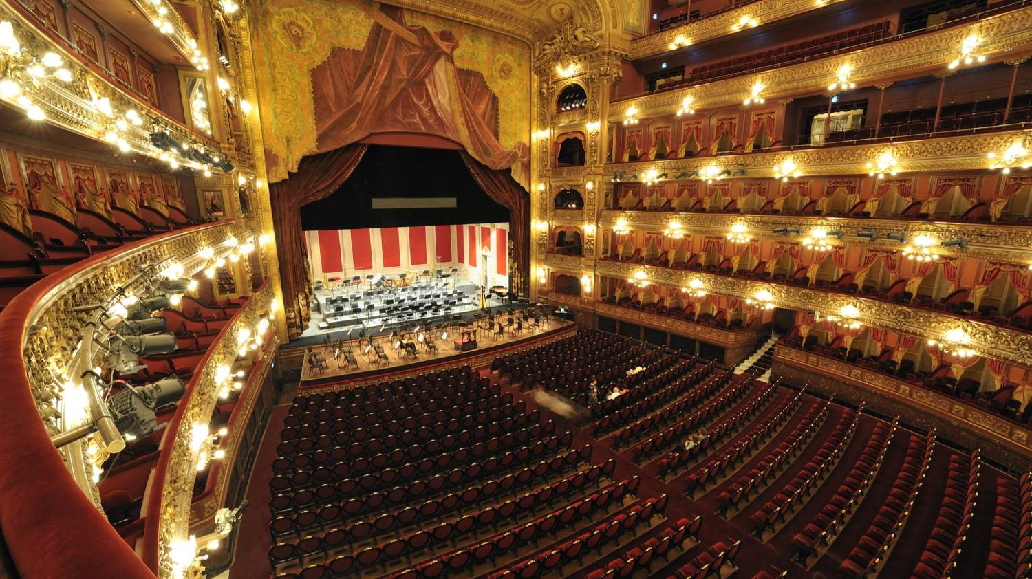 Colon Theatre (Teatro Colon) - Things To Do In Buenos Aires