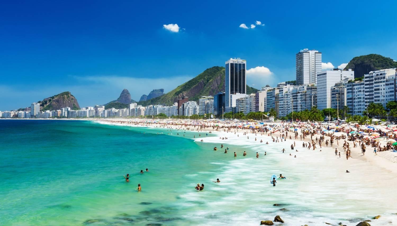 Copacabana Beach - Things To Do In Rio de Janeiro