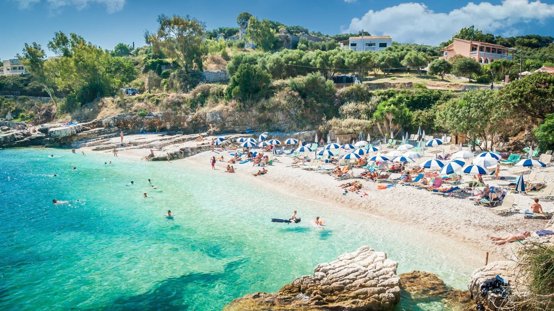 Corfu - Travel Blog