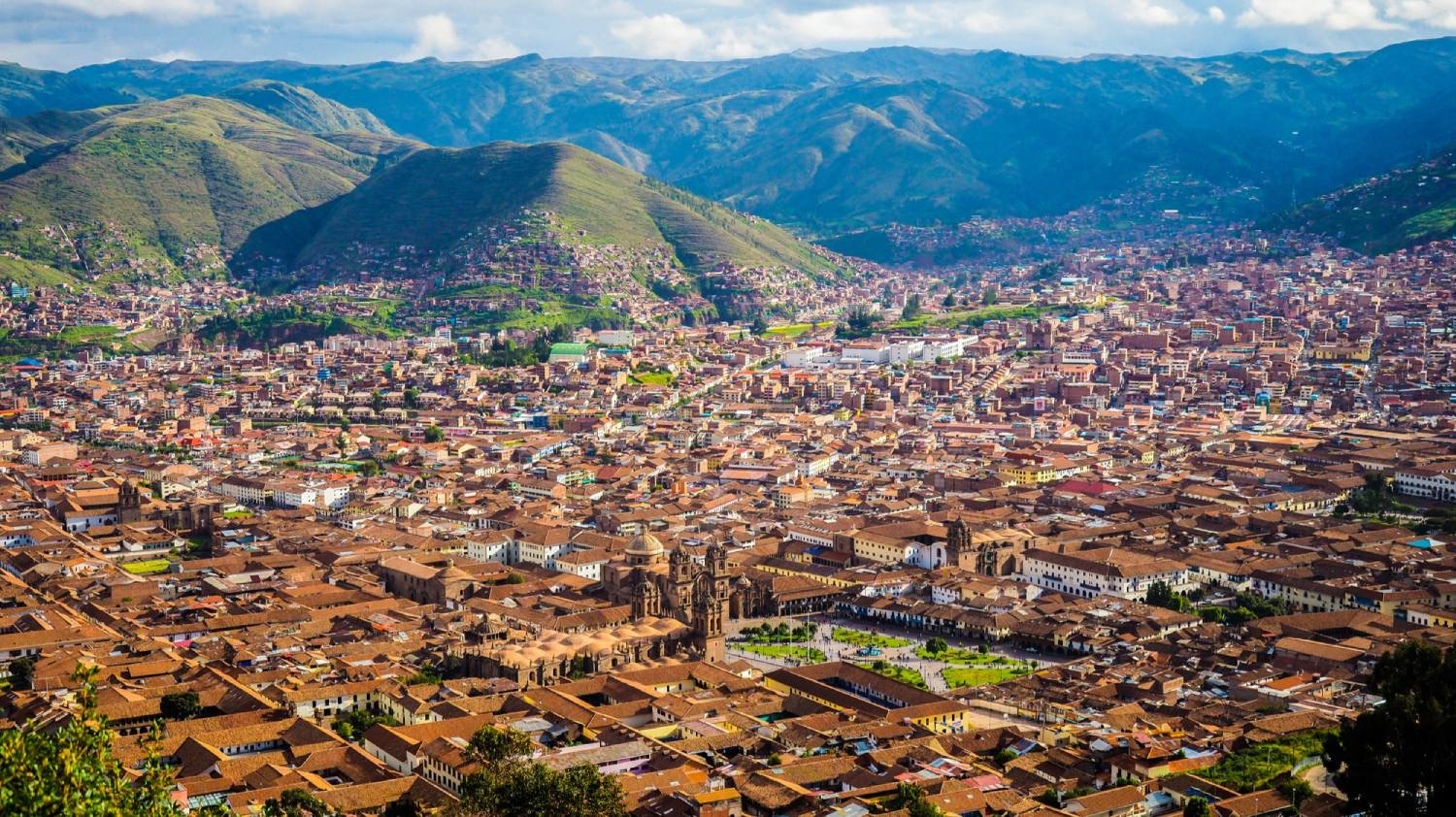 Cusco Historic Center - Things To Do In Cusco