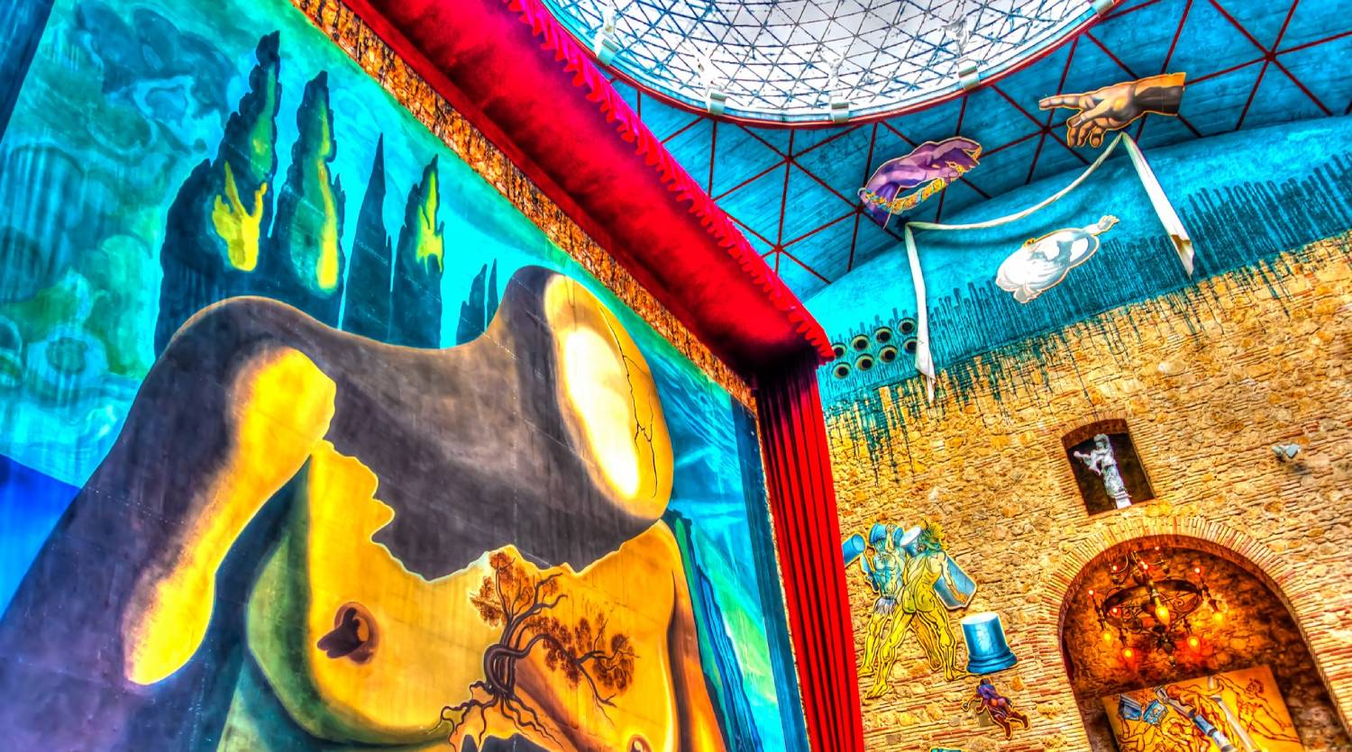 Dali Theatre Museum - Things To Do In Barcelona