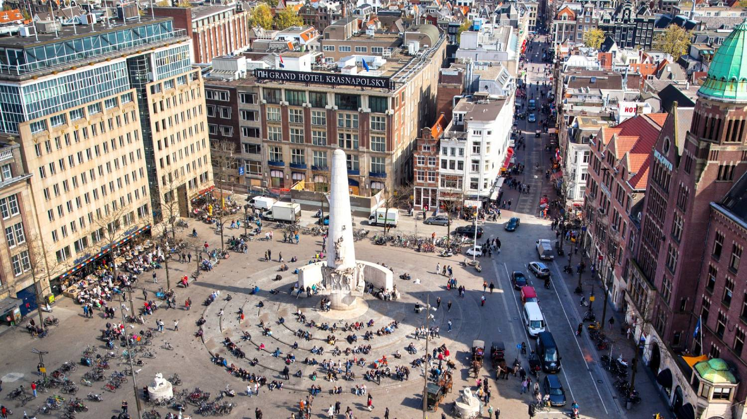 Dam Square - Things To Do In Amsterdam