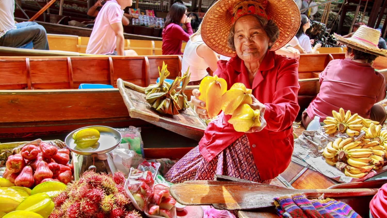 Damnoen Saduak Floating Market - Things To Do In Bangkok