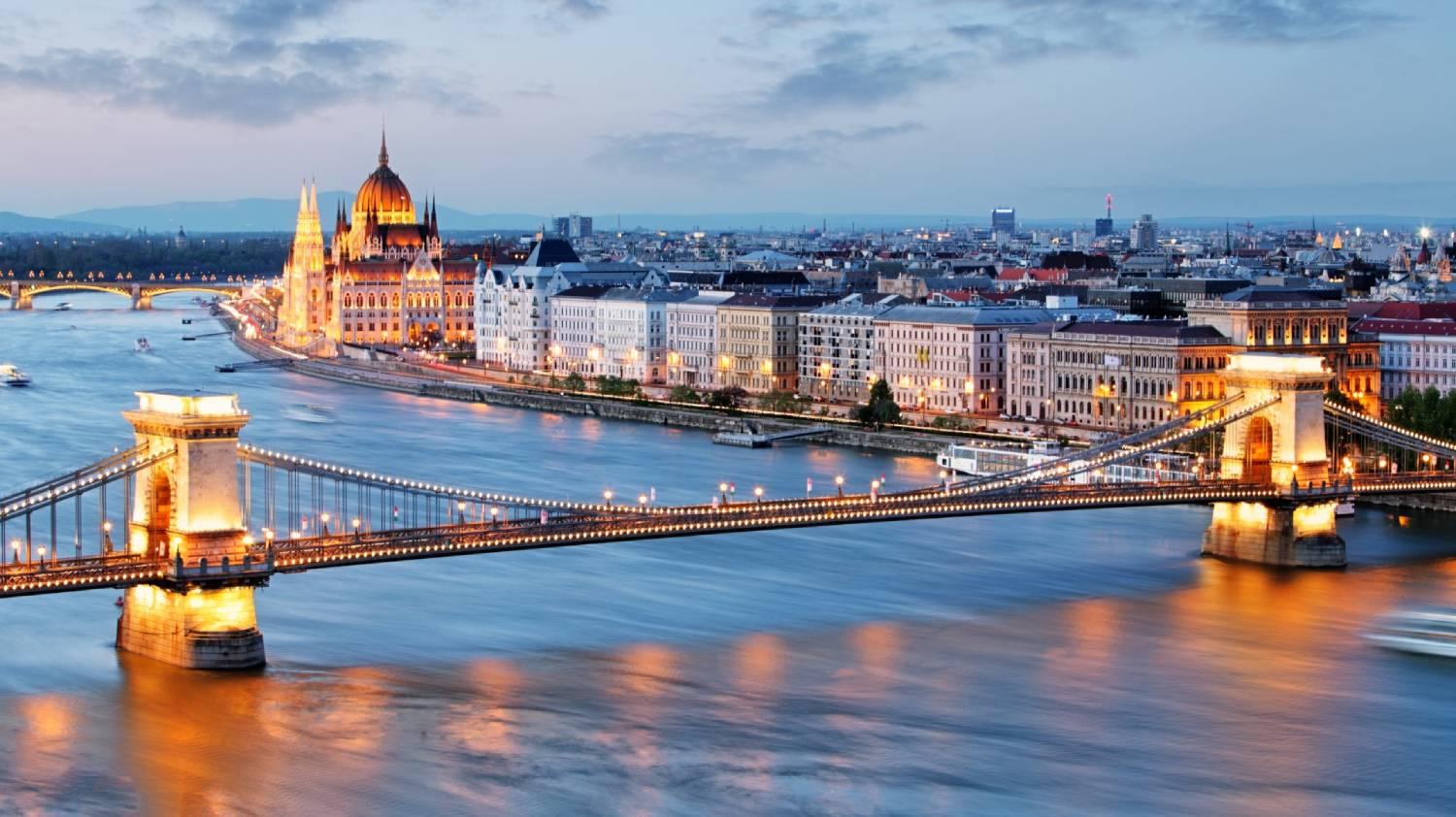 Danube River - Things To Do In Budapest