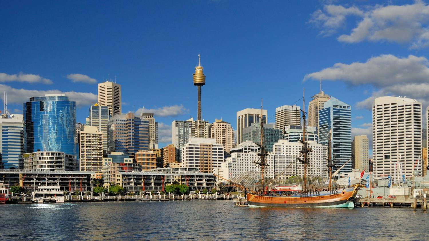 Darling Harbour - Things To Do In Sydney