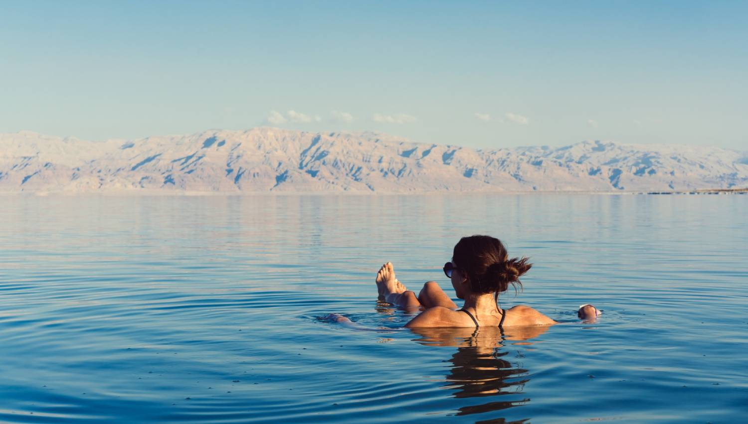 The Dead Sea - Things To Do In Jerusalem