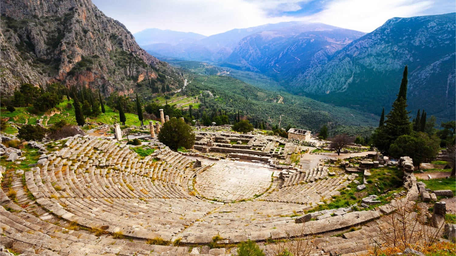Delphi - Things To Do In Athens