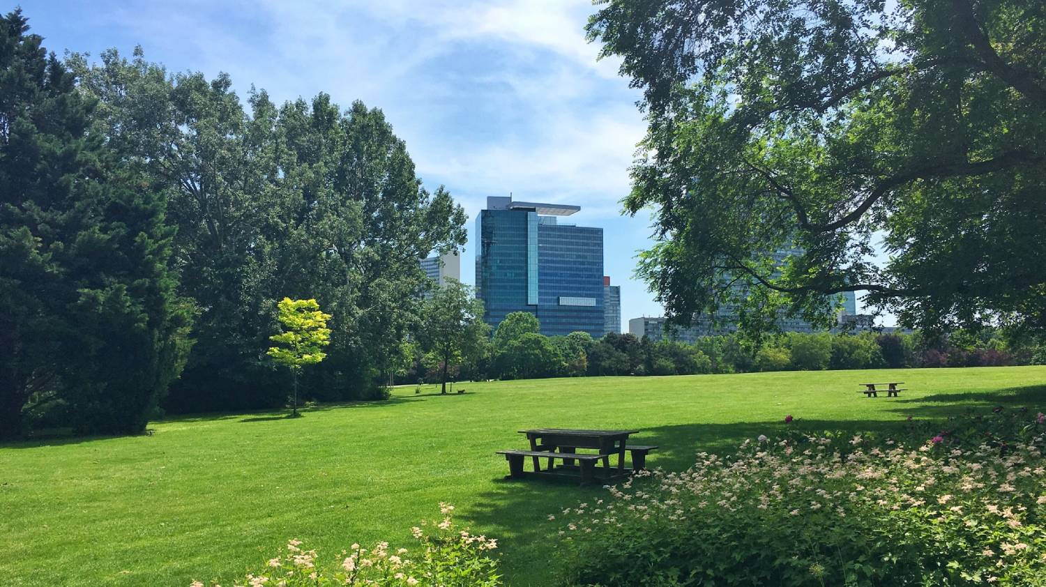 Donau Park - Things To Do In Vienna
