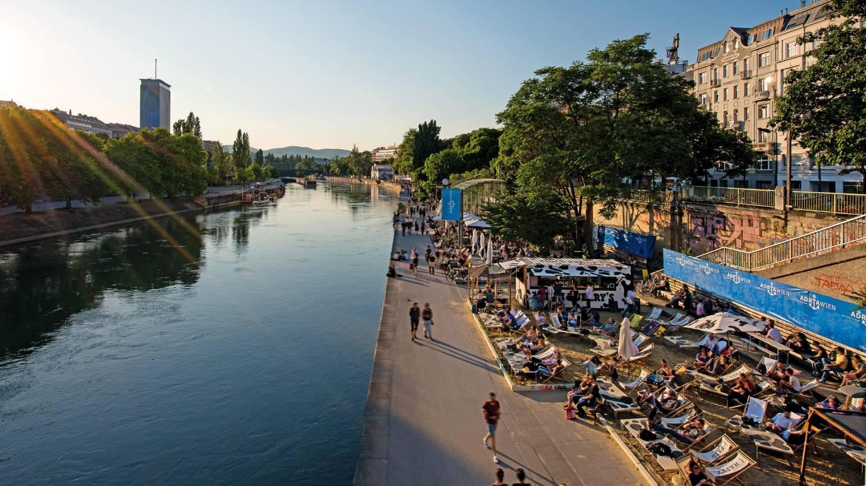 Donaukanal - Things To Do In Vienna