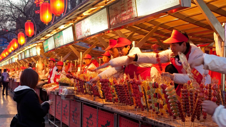 Donghuamen Night Market - Things To Do In Beijing