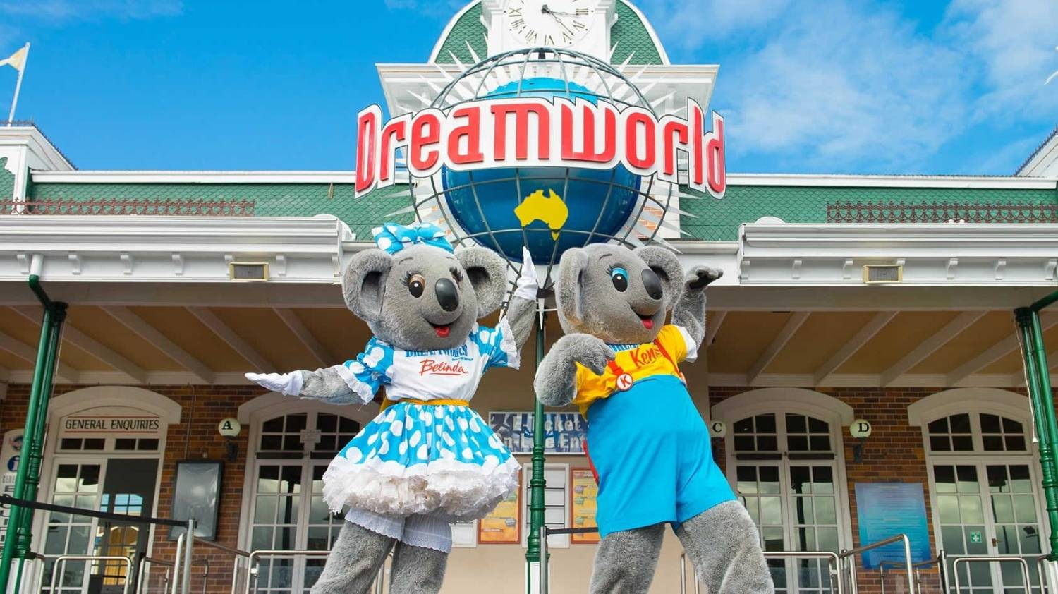 Dreamworld - Things To Do On The Gold Coast