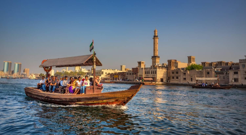Dubai Creek (Khor Dubai) - Things To Do In Dubai