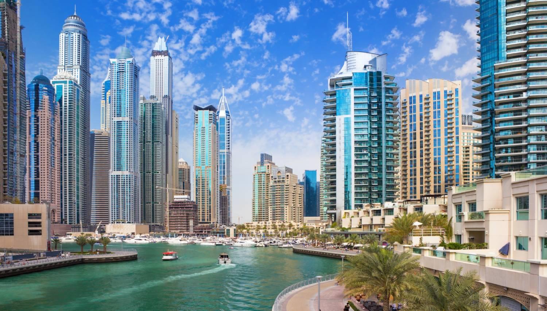 Dubai Marina - Things To Do In Dubai