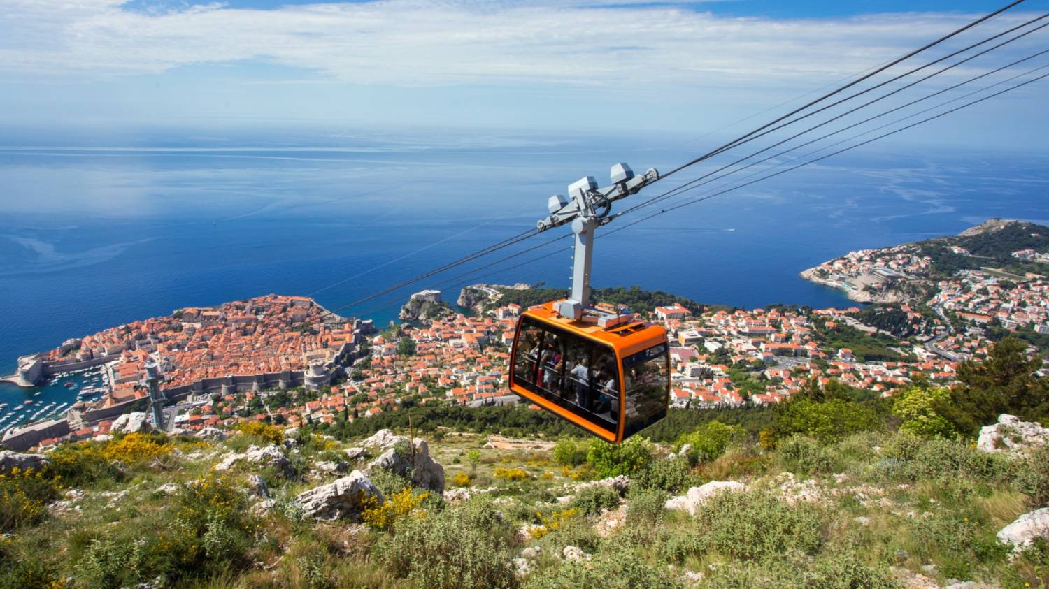 Dubrovnik Cable Car - Things To Do In Dubrovnik