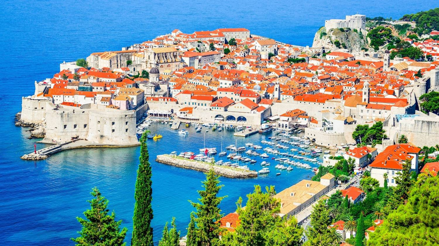 Dubrovnik - The Best Places To Visit In Croatia