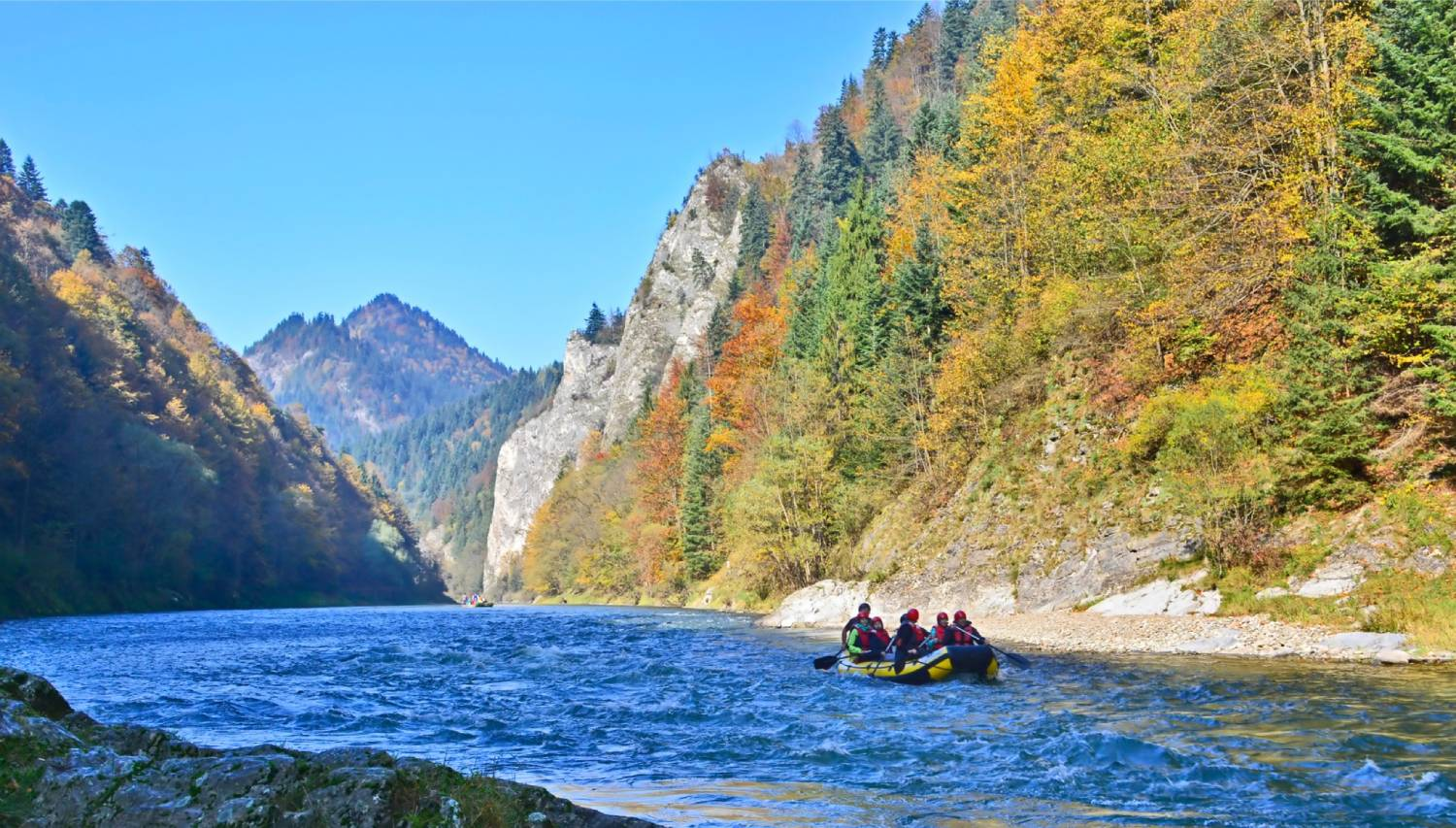 Dunajec River Gorge - Things To Do In Krakow