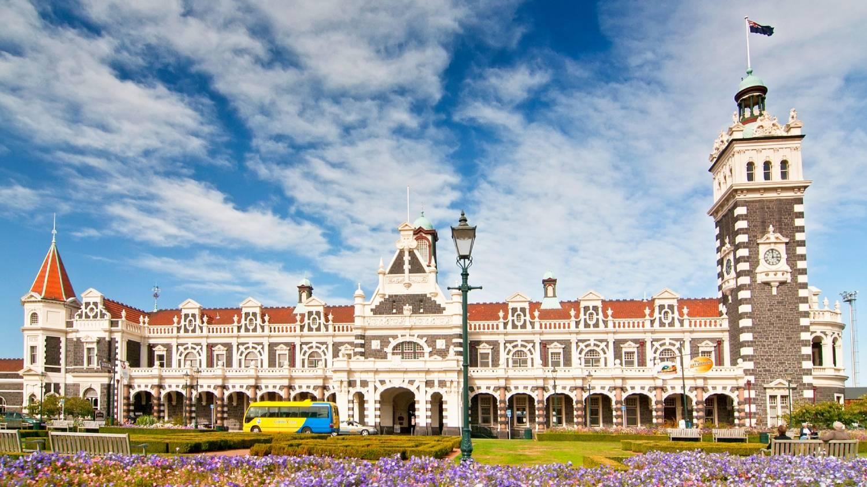 Dunedin Railway Station - Things To Do In Dunedin