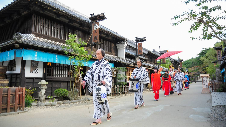 Edo Wonderland - Things To Do In Tokyo