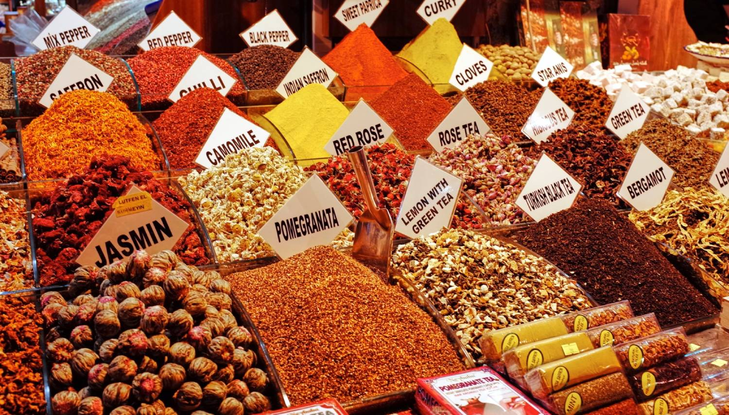 Egyptian Spice Bazaar - Things To Do In Istanbul