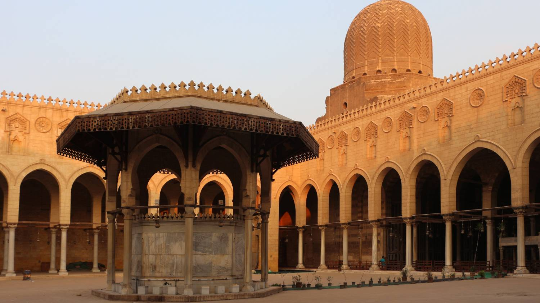 El Mu'ayyad Mosque - Things To Do In Cairo