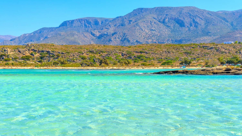 Elafonisi Beach - Things To Do In Crete