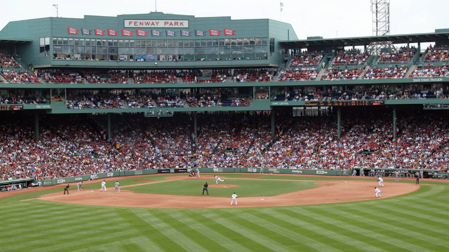 Fenway Park - Things To Do In Boston