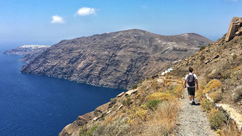 Fira to Oia Hike - Things To Do In Santorini