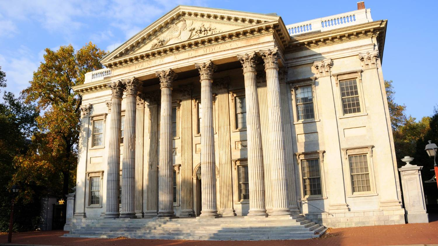 First Bank of the United States - Things To Do In Philadelphia
