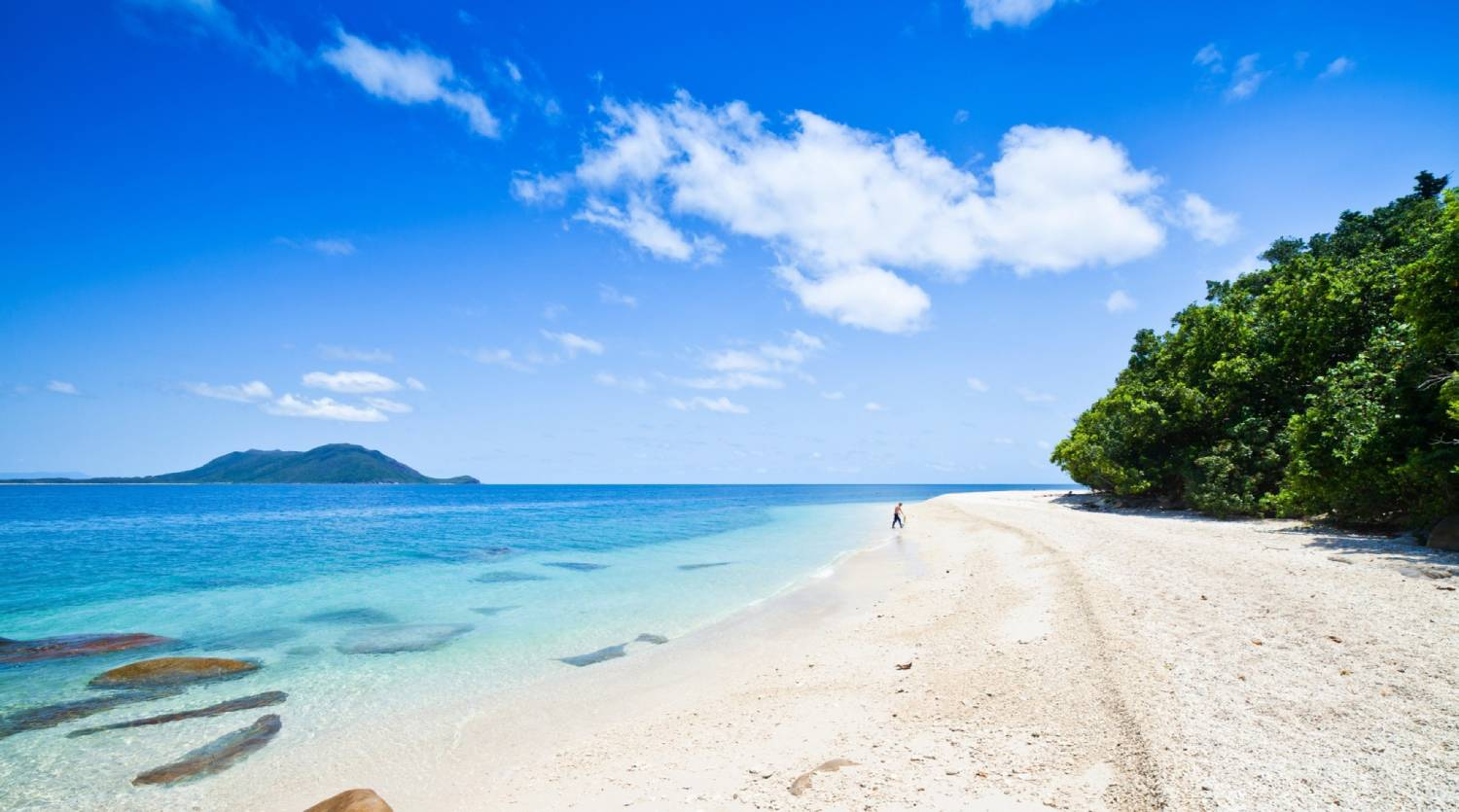 Fitzroy Island - Things To Do In Cairns