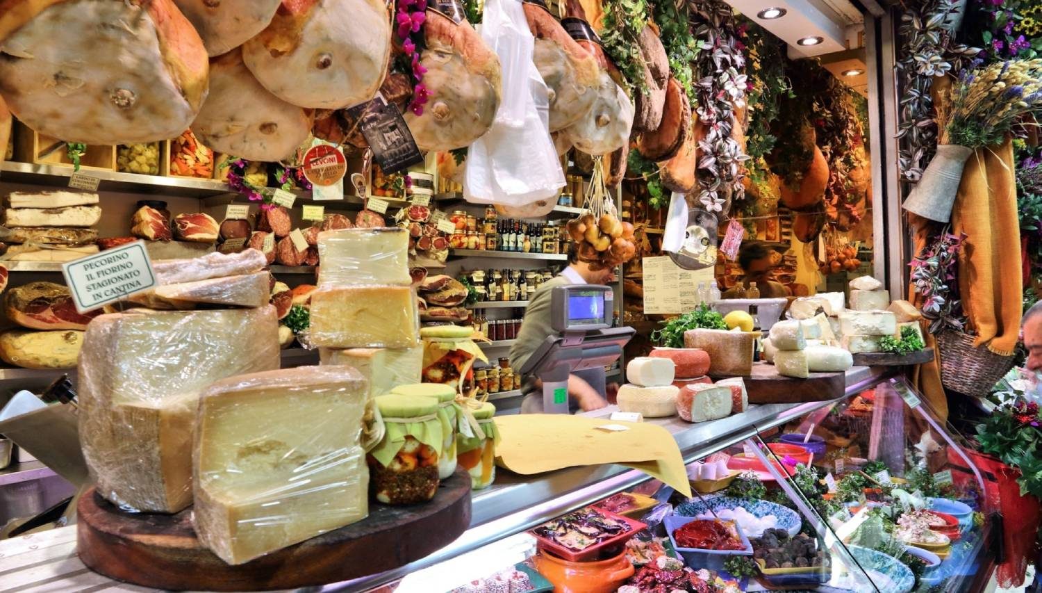 Florence Central Market (Mercato Centrale Firenze) - Things To Do In Florence