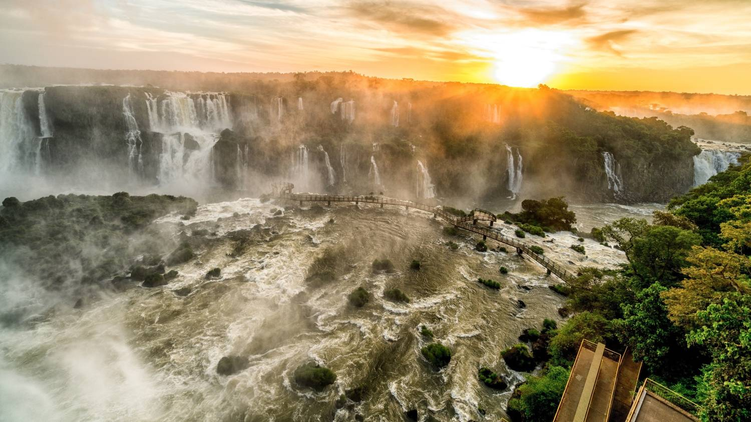 Foz Do Iguacu - The Best Places To Visit In Brazil