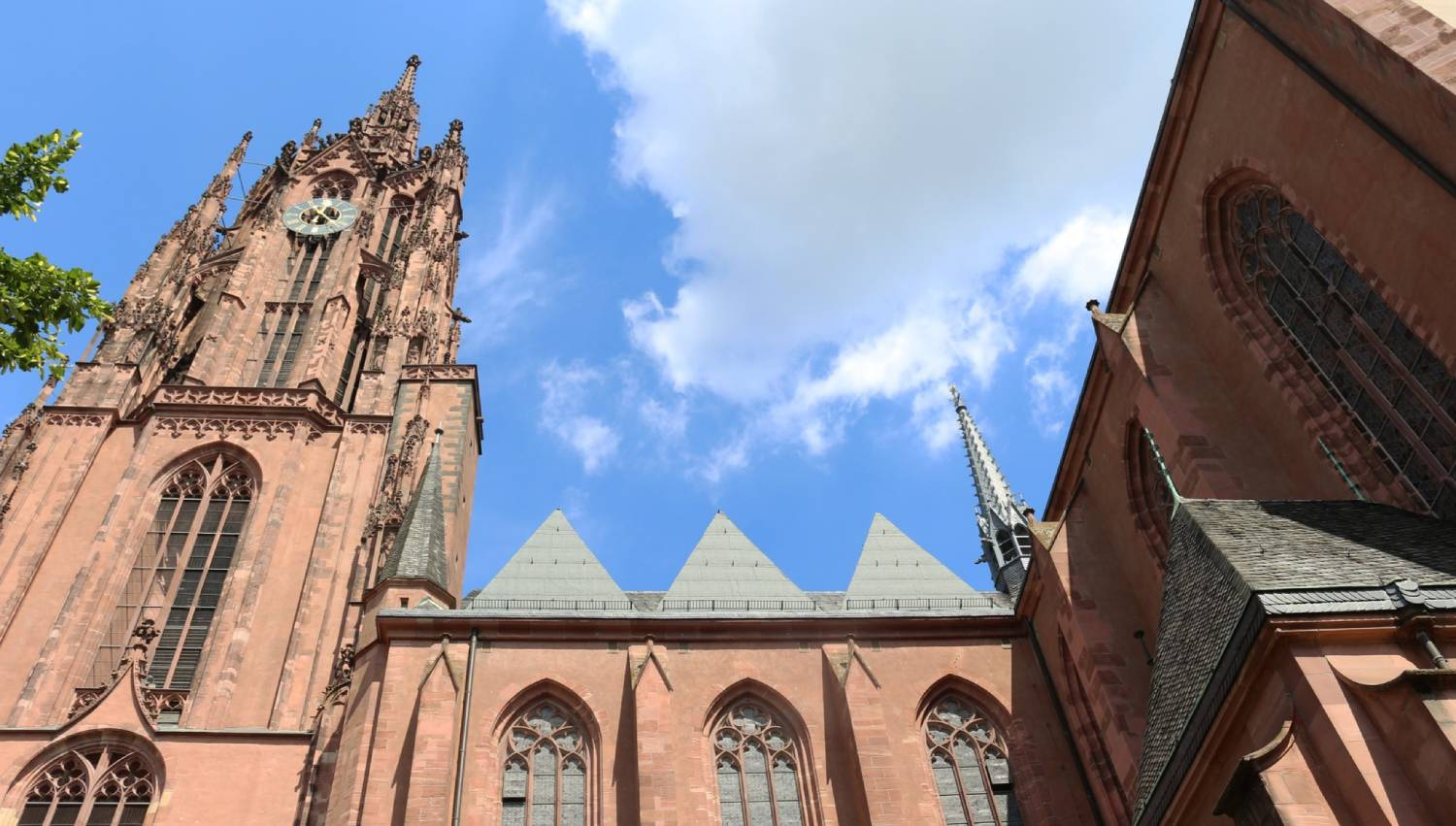 Frankfurt Cathedral - Things To Do In Frankfurt