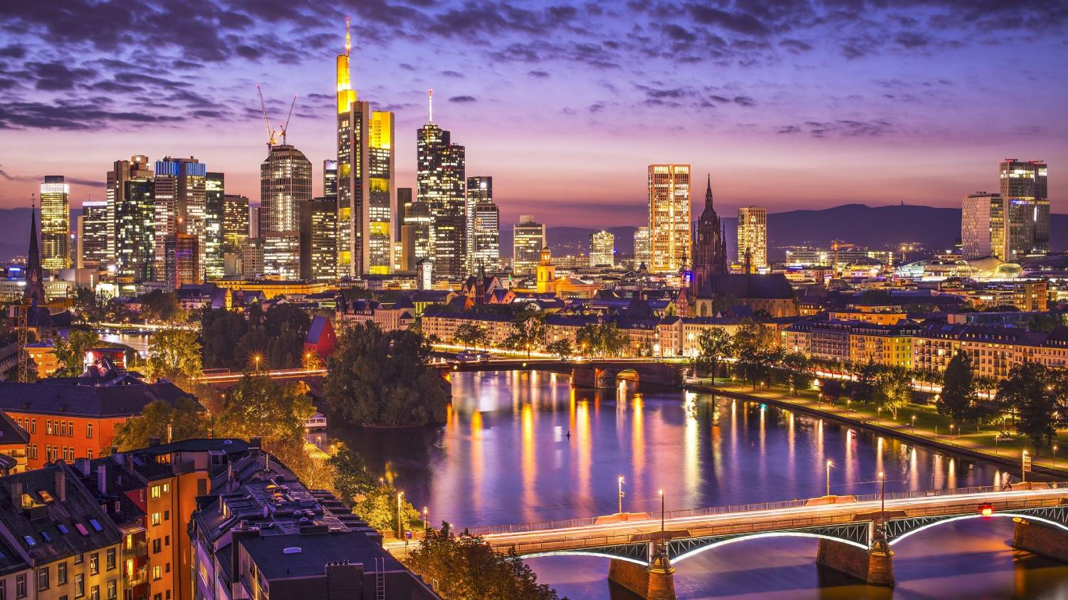 Frankfurt - The Best Places To Visit In Germany
