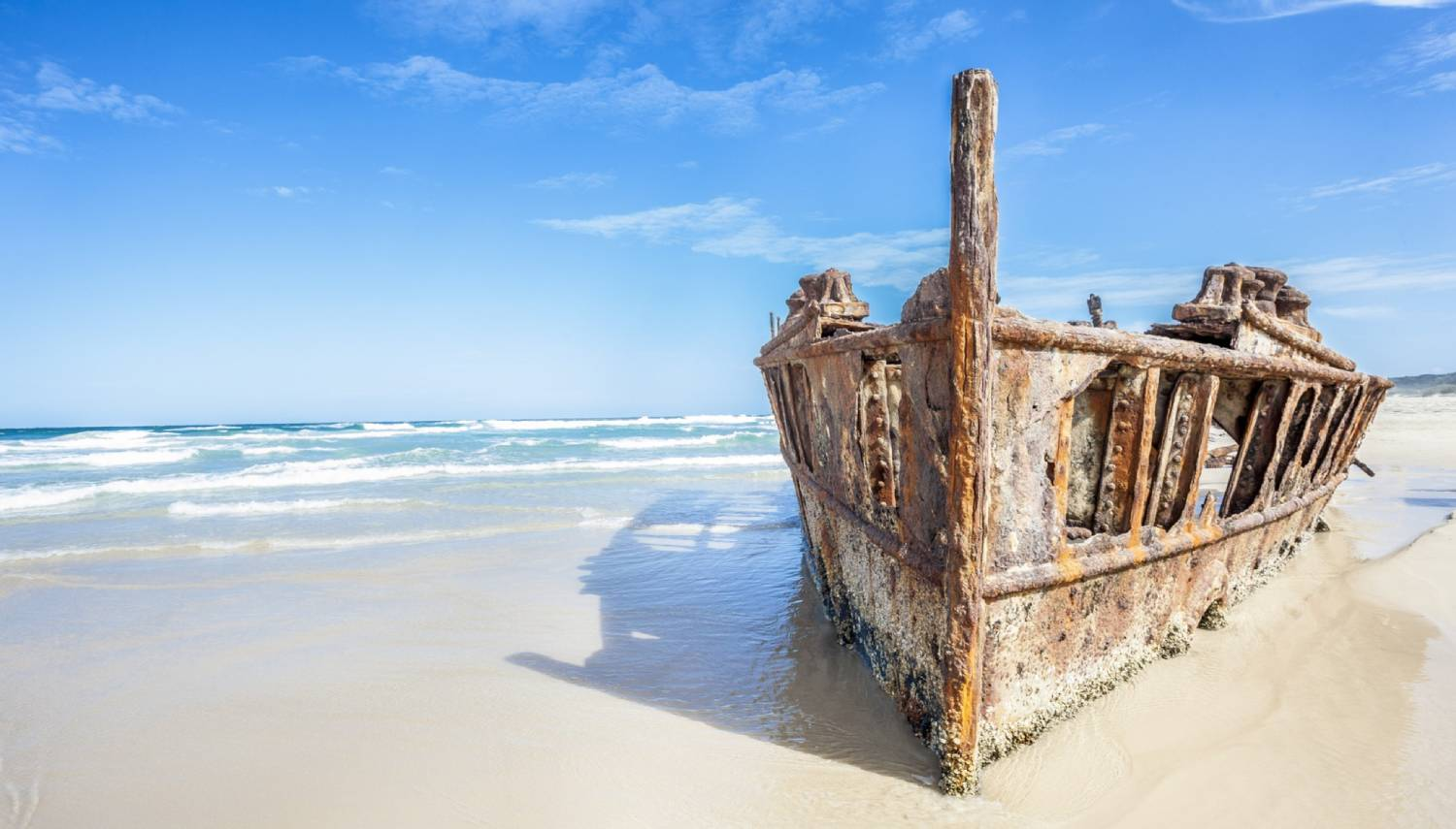 Fraser Island - The Best Places To Visit In Australia